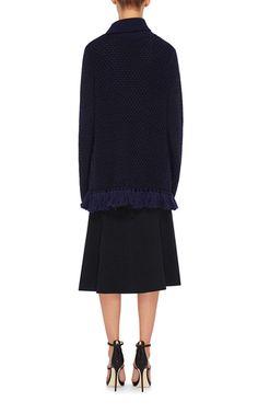 Tassel Hem Turtleneck Sweater by PROENZA SCHOULER Now Available on Moda Operandi