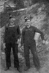 Virginia Coal Heritage Trail - Historic Photos. Lee county, Va.
