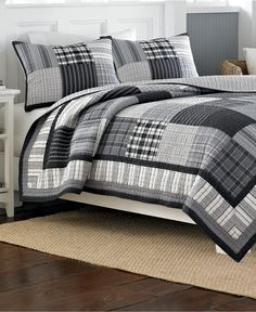 Nautica Gunston Twin Quilt - Bedding Collections - Bed & Bath - Macy's