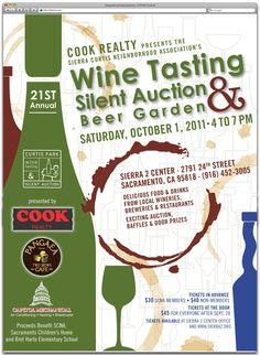 SITEONS - Wine Taste Flyer graphic Designing