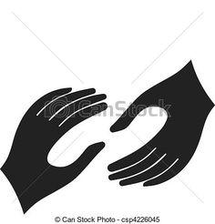 """""""Vector - Helping hands"""""""