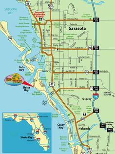 map of mexico beach florida