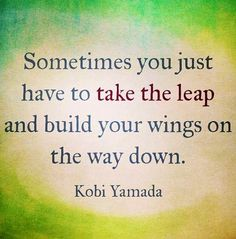 Wings quote via Carol's Country Sunshine on Facebook