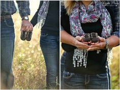 Pregnancy Announcement Pictures | Nicole Marie Photography