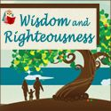 Wisdom and Righteousness - starting slow the first year and building. Also links to other CC blogs.