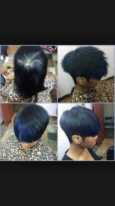 All Hair by Latise