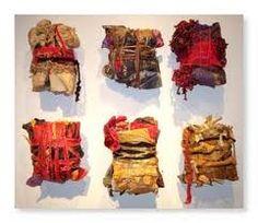 Judith Scott more beautiful work.