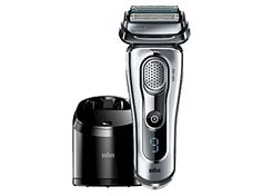 Braun Series 9-9095cc Wet and Dry Foil Shaver for Men with Cleaning Center Electric Mens Razor Razors Shavers Cordless Shaving System