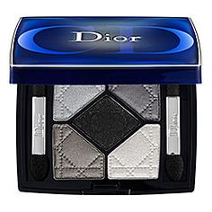 Dior 5 Color Eyeshadow in Gris Gris- the perfect smokey eye pallet