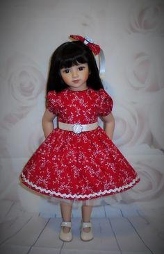 Maru's new dress xx