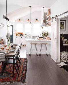 Scandinavian Dining Room Design: Ideas & Inspiration - Di Home Design Design Case, Küchen Design, House Design, Design Ideas, Design Trends, My Home Design, Blog Design, Layout Design, Home Interior