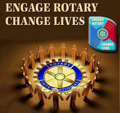 Engage Rotary.Change lives - ¡Vive Rotary, cambia Vidas!