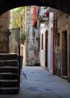 Ortygia, Siracusa, Sicily