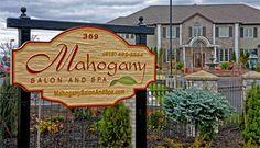 Mahogany Spa - Carleton Place, ON Carleton Place, Take A Break, Ottawa, Ontario, Scotland, Relax, Spaces, Day, Keep Calm