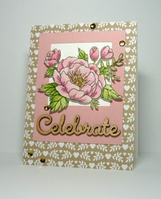 Celebrate Blossoms by dahlia19 - Cards and Paper Crafts at Splitcoaststampers