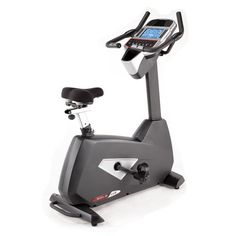 This upright bike from Sole Fitness is ideal for health clubs and gyms, but is also a top quality machine that is suitable for home use.