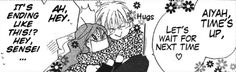 Faster than a Kiss Manga - Kazuma and Kaji