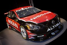 Nissan reveals its entry for Australian V8 Supercar series; Nissan Altima V8 Supercar