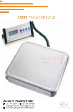 Accurate Weighing Scales counter scales are made of stainless-steel housing is ideal for portion management in commercial kitchen settings, and allows efficient clean up with a simple wipe down after use. For inquiries on deliveries contact us Office +256 (0) 705 577 823, +256 (0) 775 259 917 Address: Wandegeya KCCA Market South Wing, 2nd Floor Room SSF 036 Email: weighingscales@countrywinggroup.com Stainless Steel Table Top, Us Office, Weighing Scale, Class Design, Commercial Kitchen, 2nd Floor, Clean Up, Counter, Management