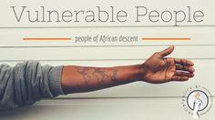 Ρατσισμός και Ευάλωτες Ομάδες: Άνθρωποι Αφρικανικής Καταγωγής