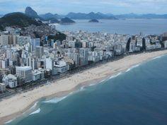 Barra da Tijuca e Copacabana, Rio de Janeiro, Silvio Soares Macedo, 2016