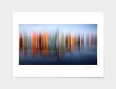 """""""Metropolis"""", Numbered Edition Fine Art Print by Daphne Nankman - From $39.00 - Curioos"""