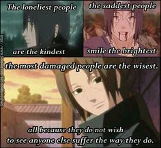 Oh Itachi you deserved better