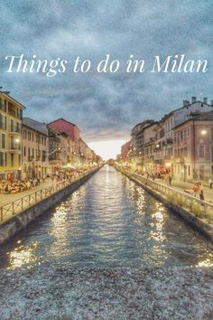 Enjoy the Adventures guide of what to see, eat and do in Milan, Italy. Featuring my favourite Budget hostel accommodation.