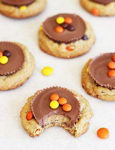14 Delicious Homemade Treats to Make This Halloween via @MyDomaine