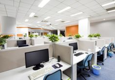 72 best call center design images design offices office - Aaa business supplies and interiors ...