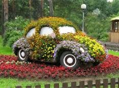 tacky garden decorations - Bing Images