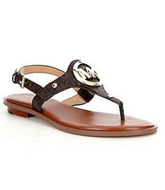 GB Date-Night Double Band Leather Thong Sandals uATSkW
