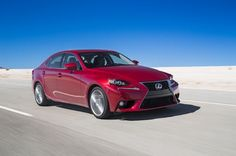 2014 Motor Trend Car of the Year Contender: Lexus IS - Motor Trend WOT