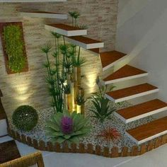 80 Indoor Garden Office and Office Plants Design Ideas for the .- 80 Indoor Garden Office and Office Plants Design ideas for the summer, # ideas - Office Plants, Garden Office, House Plants Decor, Plant Decor, Patio Plants, Outdoor Planters, Courtyard Landscaping, Landscaping Ideas, Minimalist Garden