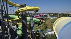 Grapevine has always had a track record for resort style waterparks and entertainment venues — with Great Wolf Lodge, Legoland Discovery Center and Sea Life Grapevine Aquarium — headlining the city's entertainment district. Rapids Water Park, Resort Plan, Outdoor Water Features, Great Wolf Lodge, Commercial Real Estate, Resort Style, West Palm Beach, Legoland, South Florida