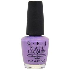 OPI Do You Lilac It? Nail Polish ($6.49) ❤ liked on Polyvore featuring beauty products, nail care, nail polish, opi, opi nail color, opi nail polish and opi nail care