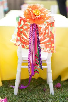 Dottys 3rd birthday fiesta by Bows & Arrows | 100 Layer Cakelet