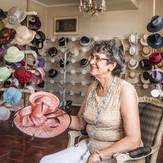 "If you need a hat. contact us at ""La Boutique"" Elaine Veuve Clicquot, Boutique, Cape Town, Polo, Journal, Hat, Street, Shopping, Boutiques"