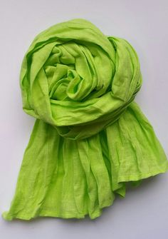 Linen Kids scarf Child Summer scarf Natural by TheMoonKidsBoutique