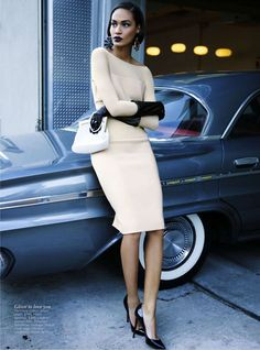 Joan Smalls for Vogue Australia (May 2012) 11
