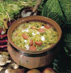 Frankfurti leves – Receptletöltés One Pot Meals, Frankfurt, Diet Recipes, Curry, Food And Drink, Cooking, Ethnic Recipes, Soups