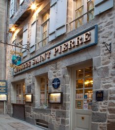 Auberge Saint-Pierre in Mont Saint Michel