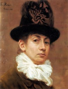 Category:Self portrait by Eva Bonnier - Wikimedia Commons