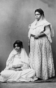 Deux femmes de Constantine, c1860s