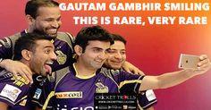 #VivoIPL #IPL9 #IPL2016 #KKR #KolkataKnightRiders #GautamGambhir #YusufPathan #RobinUthappa #PiyushChawla  Kolkata Knight Riders skipper Gautam Gambhir selfie moment with Robin Uthappa, Yusuf Pathan and Piyush Chawla  http://www.crickettrolls.com/2016/04/10/kkr-skipper-gautam-gambhir-with-his-team-players/