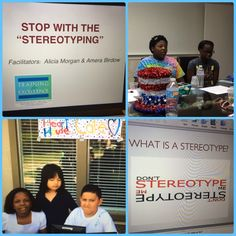 """Looking forward to my upcoming presentation """"Stop with the Stereotyping"""" at the Training for Excellence Teen leadership Conference. As a Program Leader for #HeartHouseDallas I get to learn cross culturally how young people encounter stereotypes. #embracediversity #ammorgan #nonprofits #youtheducation"""