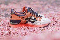 Ubiq X ASICS Gel Lyte V (Midnight Bloom) - Sneaker Freaker. Turnschuhe ·  Strassenmode · Schuhe Turnschuhe · Laufschuhe ... 75c11a2d6b
