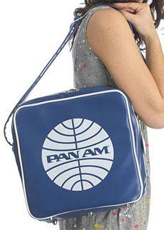PAN AM purse.  Want.