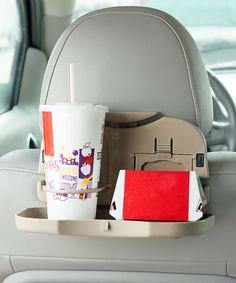 Backseat Folding Dinner Tray | zulily