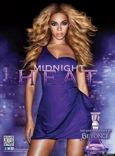 Beyoncè Looking Great in her Midnight Heat Fragrance Ad!